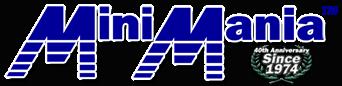 Mini Mania logo